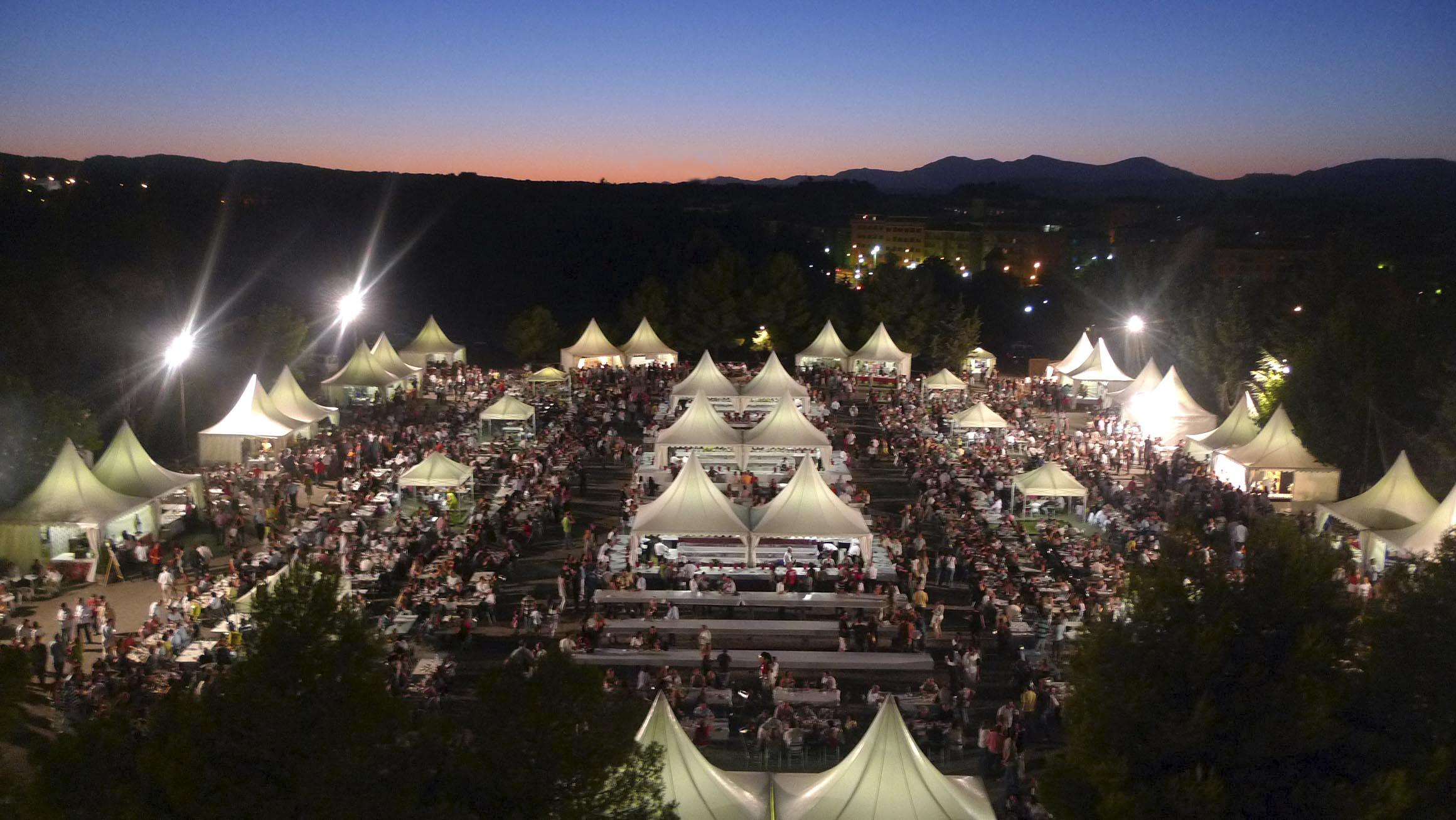 festival del vino del somontano de barbastro /José Luis Pano/